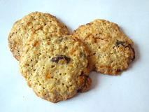 Home hand made cookies Royalty Free Stock Photos