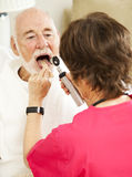 Home Health Checkup - Ahhh Stock Photo