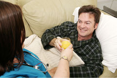 Home Health - Fluids Stock Images