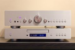 Home hifi system Royalty Free Stock Images