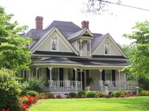 HOME histórica Imagem de Stock Royalty Free