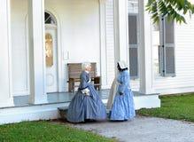 HOME histórica de Arkansas Imagens de Stock
