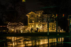 Home for the Holidays Royalty Free Stock Image
