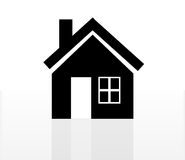 Home icon Royalty Free Stock Photos