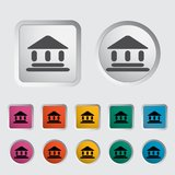 Home icon 2 Royalty Free Stock Photos