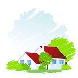 Home icon Royalty Free Stock Photo