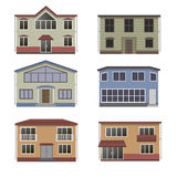 Home icon collection. Stock Photography