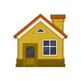 Home Icon. Vector Royalty Free Stock Photography