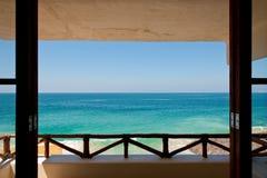 home idylliskt förbise hav Royaltyfria Foton