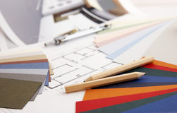 Home improvement project Royalty Free Stock Photo