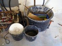 Home improvement, renovation construction Royalty Free Stock Image
