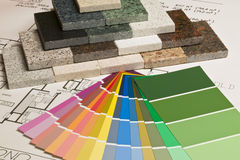 Home improvement samples Stock Photography