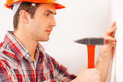 Home improvement. Royalty Free Stock Photos