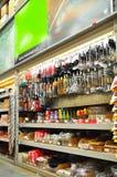 Home improvement store. Koçtaş, home improvement store, kitchen supplies section stock photography