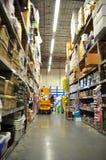 Home improvement store. Koçtaş, home improvement store, large warehouse stock photography