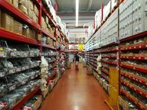 Home improvement store Royalty Free Stock Photography