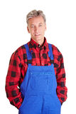 Home improvement worker Stock Photography
