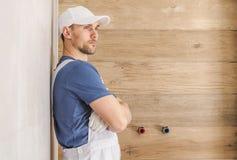 Home Improvement Worker stock photos