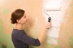 Home improvements. Royalty Free Stock Photo