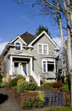 Home In Seattle, Washington Royalty Free Stock Photography
