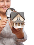 Home inspection Royalty Free Stock Photography