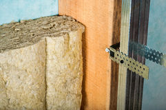 Home insulation Stock Images