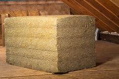 Home insulation Royalty Free Stock Photos