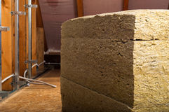 Home insulation Stock Photography