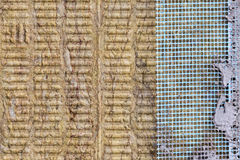 Home insulation Royalty Free Stock Photography