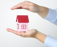 Home insurance concept Royalty Free Stock Photo