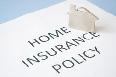 Home insurance Stock Images