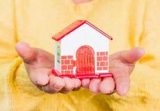 Home insurance Stock Photos