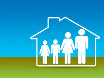 Home insurance Security Stock Photo