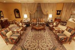 Home Interior. Living room of a modern home Stock Photos