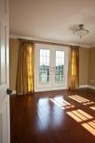 Home Interior: Bedroom royalty free stock photo