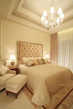 Home interior bedroom Royalty Free Stock Images