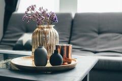 Living room decor Royalty Free Stock Image