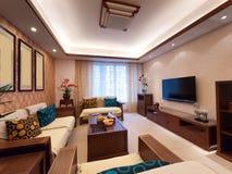 Home interior decoration Royalty Free Stock Photo