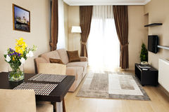 Home interior design Royalty Free Stock Images