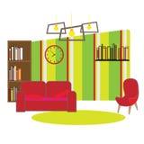 Home interior living room Royalty Free Stock Photos