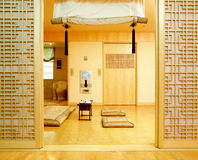 Home Interior. Showcase Interior royalty free stock photography