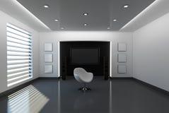 Home interior with sofa Royalty Free Stock Photo