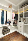 Home interior storage room Royalty Free Stock Photos