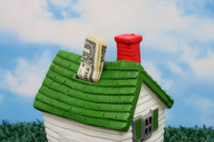 Home Investment Royalty Free Stock Photos