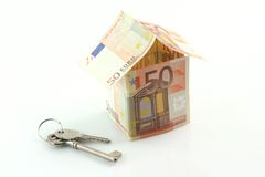 Home Investment Royalty Free Stock Photography