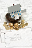 Home Investment Concept Stock Photos