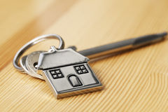 Home Key Royalty Free Stock Image