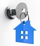 Home key Stock Photo