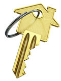 Home key - Real estate concept Royalty Free Stock Photography