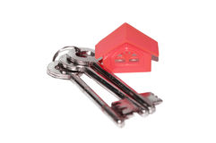 Home and Keys Royalty Free Stock Image